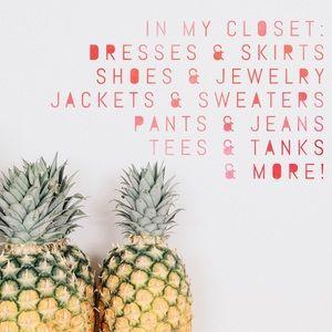 Men & Women's! Browse, bundle & buy!
